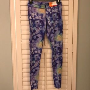 "Champion NWT ""Fitted"" SZ XS Purple Active Leggings"